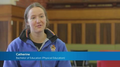 Thumbnail for entry Physical Education Testimonial