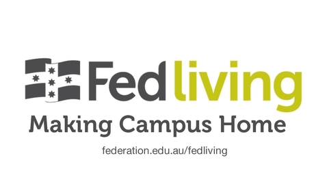 Thumbnail for entry Fedliving | Making Campus Home