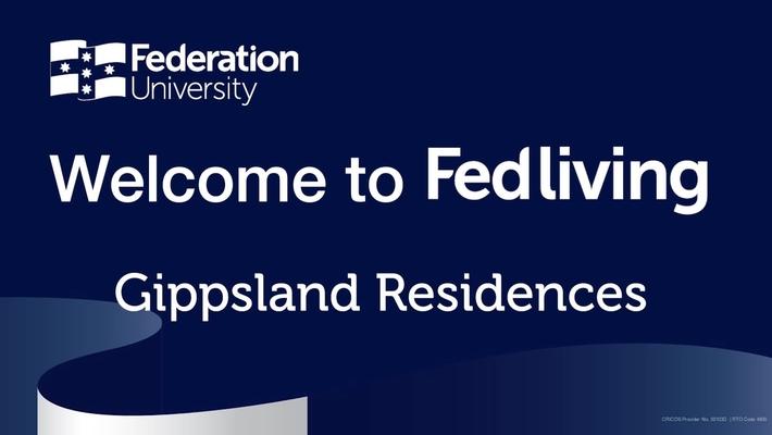 Federation University Gippsland Campus Accommodation Tour