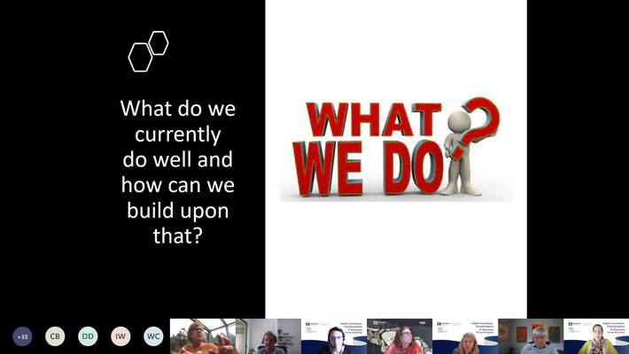 Health Innovation, Transformation & Discovery Virtual Workshop No. 1 (15 September 2021) – Part 4: Health Innovation & Conclusion