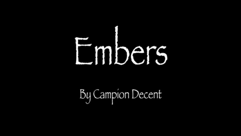 Thumbnail for entry Embers trailer