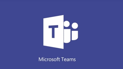 Thumbnail for entry Signing into your new Microsoft Teams handset