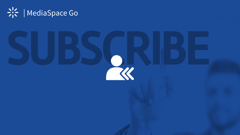 Thumbnail for entry How to Subscribe to a Channel in KMSGO