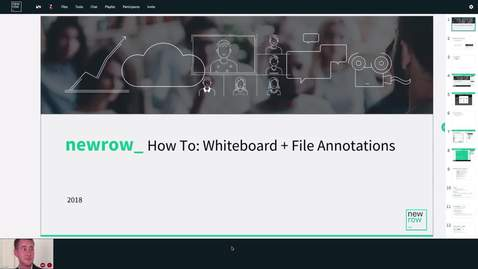 Thumbnail for entry How to Annotate Your Shared Files