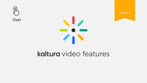 Thumbnail for entry Annoto - Insight Dashboard Walkthrough
