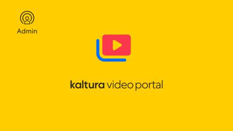 Thumbnail for entry How to Create a Custom Metadata Schema