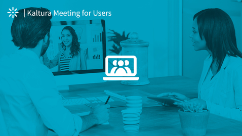 Thumbnail for entry Understanding Kaltura Meetings Interface