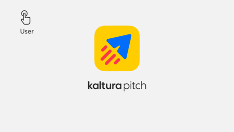 Thumbnail for entry How to Save a Kaltura Pitch Video Message