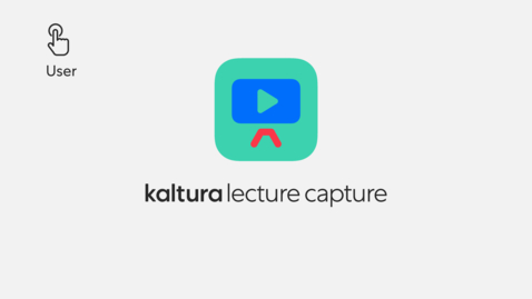 Thumbnail for entry Creating a Lecture Capture Live Broadcast