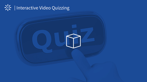 Thumbnail for entry How to Create a Quiz
