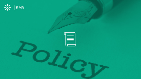 How to Configure the MediaSpace Content Policy Notification