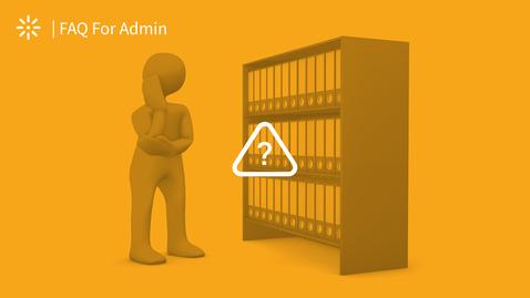 Thumbnail for entry XML Upload