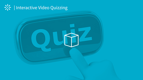 Thumbnail for entry How to Activate your Interactive Video Quiz