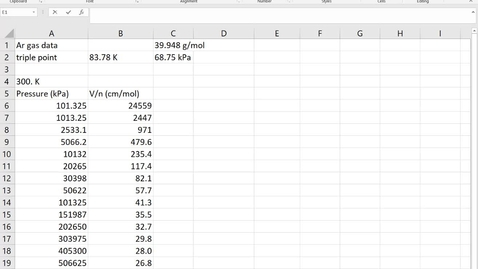 Thumbnail for entry CHM3010 - Calculate Additional Data