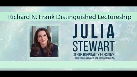 Thumbnail for entry Julia Stewart