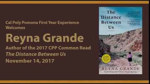 Thumbnail for entry Reyna Grande