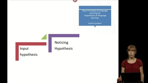 Thumbnail for entry EDU5205 - (3) Noticing Hypothesis