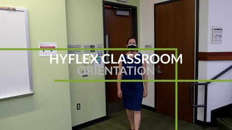Thumbnail for entry Hyflex Orientation