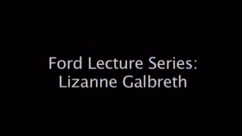 Thumbnail for entry The Eighth Annual Dr. Lucille G. and L.W. Ford Distinguished Business Lecture Series