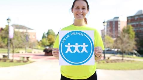 Thumbnail for entry Ashland University Wellness Program: 7 Dimensions