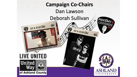 Thumbnail for entry 2020 United Way of Ashland County Campaign