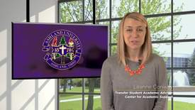 Thumbnail for entry Transfer Student Online Orientation: Center for Academic Support