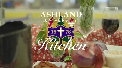 Thumbnail for entry Ashland University Kitchen: AU's Madrigal Feaste