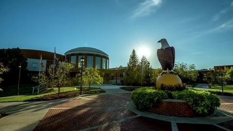 Thumbnail for entry Ashland University Sunset Timelapse