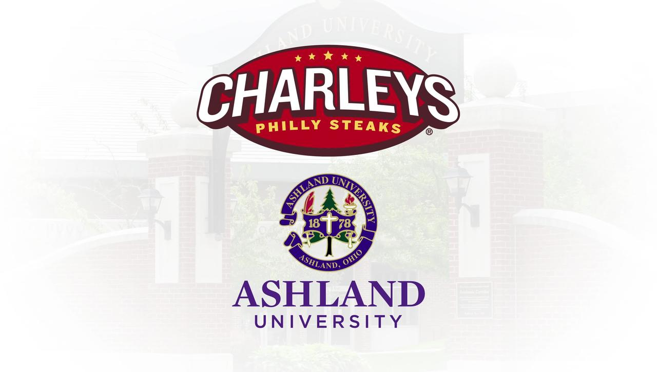 Ashland University Corporate Partnership w/ Gosh Enterprise: Charley's Philly Steaks