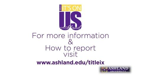 Thumbnail for entry Title IX: Who is a responsible reporter?