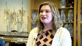 Thumbnail for entry 2018 Student Transfer Spotlight: Ashlyn Beachler
