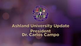 Thumbnail for entry 2017/05/12 Ashland University Update for Alumni