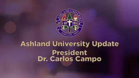 Thumbnail for entry 2017/02/06 Ashland University Update for Alumni