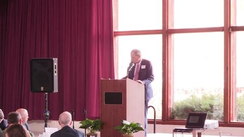 Thumbnail for entry 2019/04/12 Gordon E. Heffern Lecture