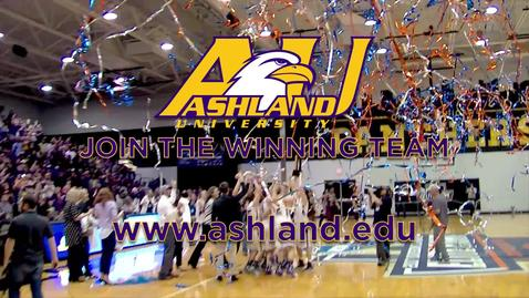 Thumbnail for entry Ashland University: Athletics