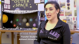 Thumbnail for entry 2018 Student Transfer Spotlight: Marissa Perez