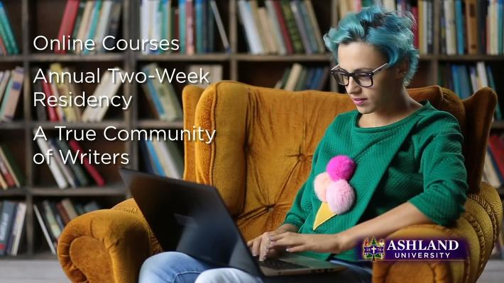 Online Programs: MFA Creative Writing
