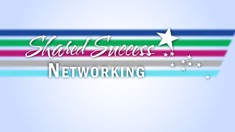Thumbnail for entry Networking: It's more than exchanging business cards