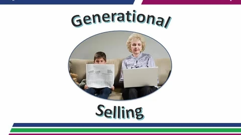 Thumbnail for entry Generational Selling 07.13.17