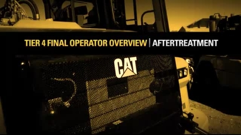 Thumbnail for entry Tier 4 Final/Stage IV Operator Overview 8329-08
