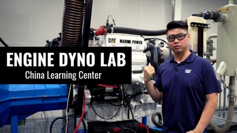 Thumbnail for entry CLC Engine Dyno Lab