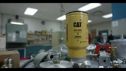 Thumbnail for entry Cat® Filters Manufacturing | Advanced Filtration Systems Inc.