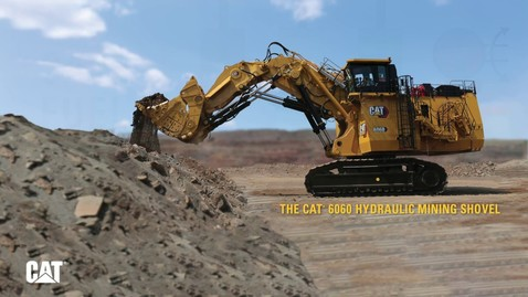 Thumbnail for entry Cat Hydraulic Mining Shovels - Hydraulic Optimization