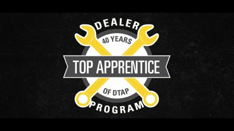 Thumbnail for entry Dealer Top Apprentice 2018