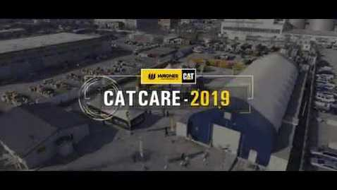 Thumbnail for entry CAT Care 2019 and New Gen Hex 320 Launch in Mongolia