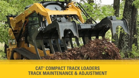 Thumbnail for entry CTL Track Maintenance and Adjustment