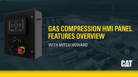 Thumbnail for entry Gas Compression HMI Panel Features Overview with Mitch Howard
