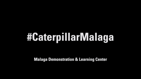 Thumbnail for entry Malaga DLC Cat Product Line Demo Teaser 2019