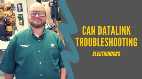 Thumbnail for entry CAN Datalink Troubleshooting (ElectroNicks)