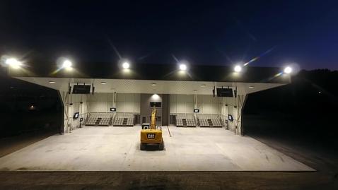Thumbnail for entry Malaga DLC new Multipurpose Canopy area